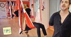 El Método AeroYoga® y AeroPilates® by Rafael Martinez , Nuevo Artículo en Prensa Internacional                Aero Yoga International agre...