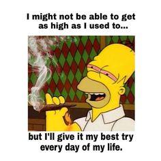 Because we never give up.  #weedmemes #welovemaryjane #gethigh #stillblazing #smokeweedeveryday  #highaf #highsociety #420 #420life