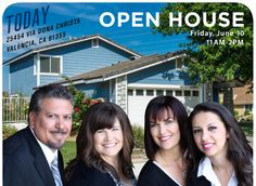 I've got that #FridayFeeling! Got a great Open House for you today at the Via Dona Christa home, 11AM-2PM. See you all there! #TGIF  #OpenHouse #Valencia #CLRE2016
