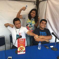 Sintoniza #AlSazónDeLaTinta desde la #FILO por http://www.univo.edu.mx/web/radio/ #DeborandoLibros #SomosVORadio