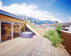 Дом в доме от архитектора Daniel Fugenschuh 奧地利