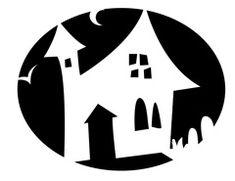 Halloween Pumpkin Carving Template: Click on Pumpkin Carving Templates for 52 others!