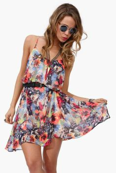 Field of Flowers Dress