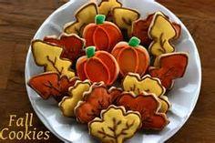 Fall Sugar Cookie