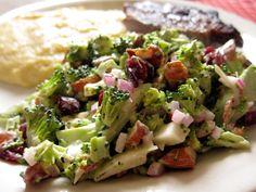 Broccoli Crunch Slaw