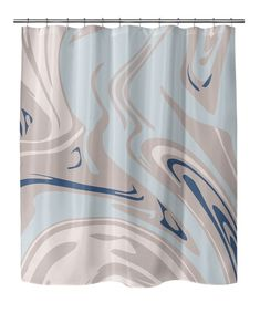 Camo Camoflage Shower Curtain Gray Curtains Sizes Color Blue