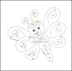 The Latest Trend in Embroidery – Embroidery on Paper - Embroidery Patterns Card Patterns, Quilt Patterns, Stitch Patterns, Embroidery Cards, Embroidery Patterns, Stitching On Paper, Sewing Cards, Paper Butterflies, Art N Craft