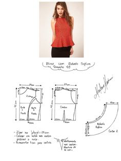 Blouse Patterns, Clothing Patterns, Mccalls Patterns, Sewing Patterns, Sewing Blouses, Modelista, Patterned Jeans, Pattern Cutting, Plus Size Womens Clothing