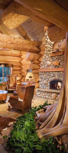 Timber Kings Homes | #loghomes #logcabins #loghomeliving #logcabinhomes