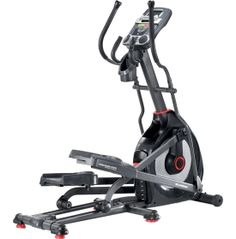 "Shed calories and stay fit with high-end features and customization on the Schwinn® 430 Elliptical. The 430 offers 22 pre-set workouts designed to drive your fitness to new levels. The high speed, high inertia perimeter weighted flywheel drive is powerful and delivers a 20"" Precision Path&trade stride length for a comfortable, smooth leg motion. The Schwinn® 430 is gentle on your joints and is the perfect total-body, low-impact workout."