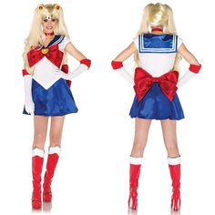New official Sailor Moon cosplay costume! More info and shopping links here http://www.moonkitty.net/reviews-buy-sailor-moon-costumes-cosplay.php