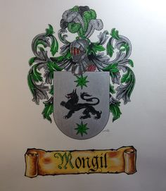 apellido Mongil