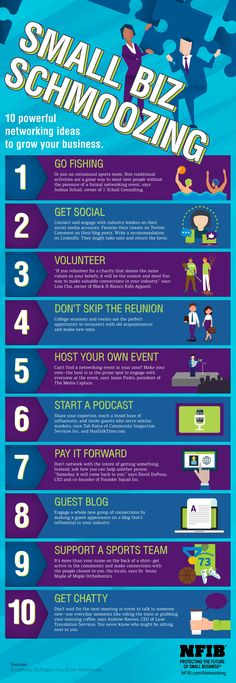 10 Powerful Networking Ideas for Small Business Owners