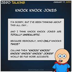 Knock knock jokes