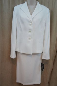 Women's Clothing Inventive Le Suit Petite Skirt Suit Sz 10p Black Champagne Wild Spirit Business Cocktail Clothing, Shoes, Accessories
