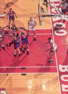 3 On 1, '93 Finals.