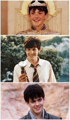 Edmund's smile through the movies❤️