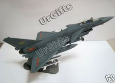 China J10 Chinese Combat Aircraft J 10 1 48 Alloy Model | eBay