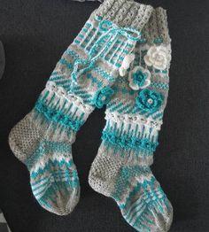 Socks, Knitting, Fashion, Moda, Tricot, Fashion Styles, Breien, Sock, Stricken