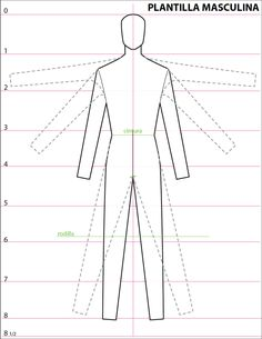 Figurín masculino