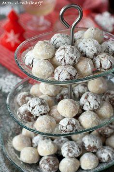 Продолжаю новогоднюю тематику двумя рецептами замечательного печенья.Для флешмоба по Традиционной рождественской и новогодней выпечке, который проходит…