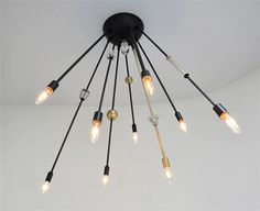 Part of the Axis Lighting Collection available through D Shop.