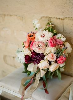 Floral design by Twig and Twine