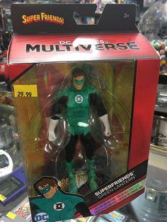 DC Comics Multiverse Superfriends Green Lantern