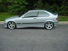 BMW 318 Ti Sport. My next car <3