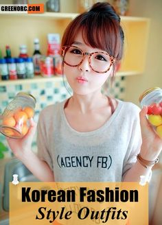 45 Pleasing Korean Fashion Style Outfits you must try