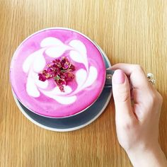 Rose Latte   VVNightingale