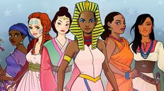 Legendary Women From Around The World That Deserve To Be Disney Princesses