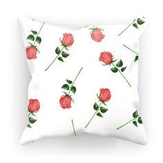 Tessa Brooks Official Rose Pillow