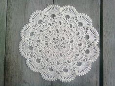 Ravelry: Project Gallery for Winter's Breath Doily pattern by Denise (Augostine) Owens
