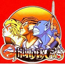 ThunderCats... my Fav growing up!