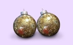 Decorate Your Own Christmas Ornaments