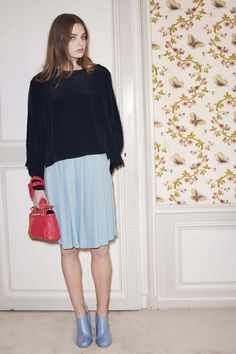 See by Chloé | Pre-Fall 2014 Collection | Style.com