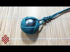 How to Make a Celtic Slammer Paracord Self Defense Lanyard - YouTube