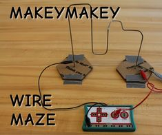 Here at the MakerSpace, the MakeyMakey is one of our favorite tools to play with electricity and electronics: it's fun, it's versatile, and the projects you build...