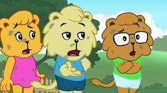 Singa and the Kindness Cubbies (Ep 3) - Compassion