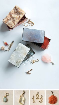 charms from @anthropologie