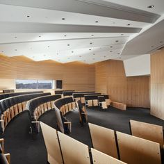 A superb high specification lecture theatre seat suitable for a wide range of auditorium.