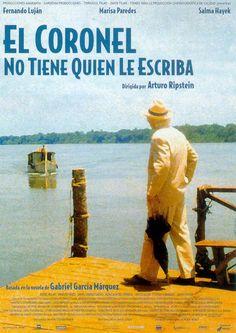 El coronel no tiene quien le escriba (1999) México. Dir: Arturo Ripstein. Drama. Vellez. Pobreza - DVD CINE 954