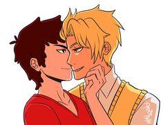 First Kiss by Damare on DeviantArt