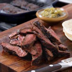 Skirt Steak Fajitas   Williams Sonoma