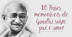 Descubra as mensagens mais marcantes do líder que deixou uma mensagem de paz e amor no mundo.