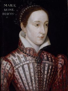 Portrait of Mary Stuart, Queen of Scots    Object:  Painting    Place of origin:  England, Great Britain (possibly, made)    Date:  17th century    Artist/Maker:  Francois Clouet, born 1511 - died 1572 (After, painter (artist))