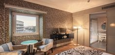 Palazzo Manfredi hotel is the heart of the romance with luxury feature