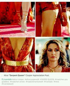 Alice Cooper. Riverdale