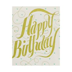 Happy Birthday Card: Beautifully illustrated Happy Birthday Card, designed by Karolin Schnoor and printed by Bison Letterpress Studio. Bison cards are letterpress printed on post-consumer recycled and tree-free papers with vegetable-based inks. Each item comes packaged in a certified-compostable sleeve.  Established in 2004 and run by a husband and wife team, Bison is a premier letterpress and bookbinding studio, offering design and custom printing to our local community and beyond. The…